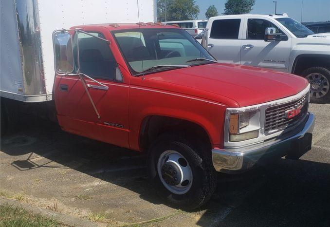 1998 GMC Box truck