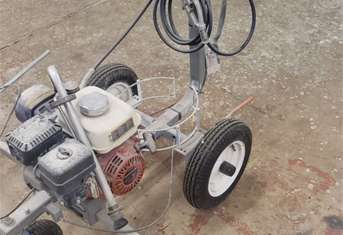 Sprayer - 120 cc Honda engine
