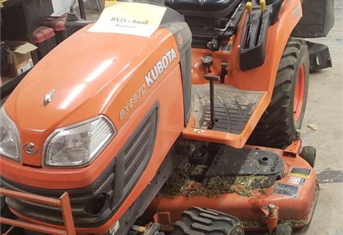 BX2370 Kubota Tractor