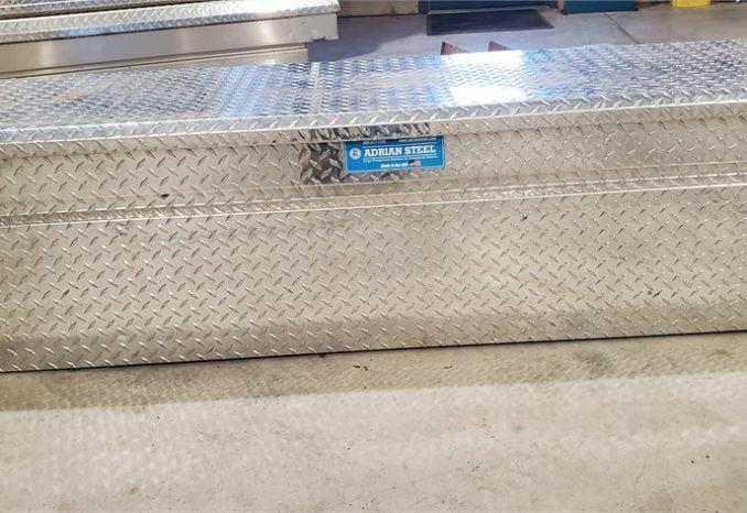 Adrian Aluminum Tool Box