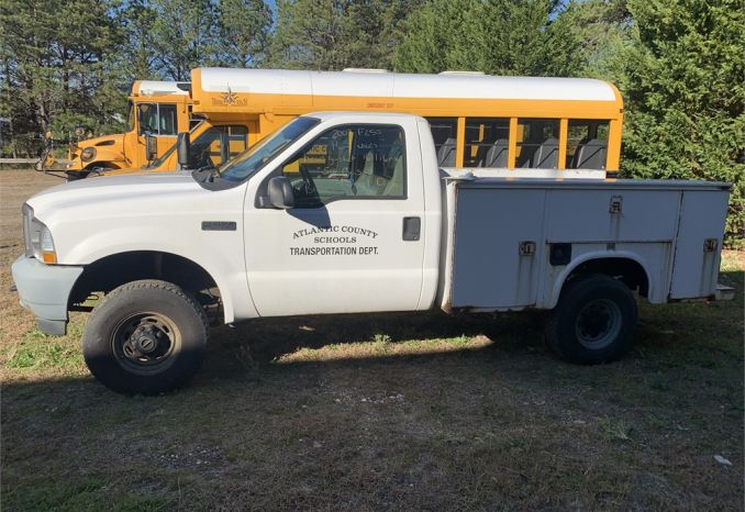 2003 Ford Truck F250 (Sold AS IS)