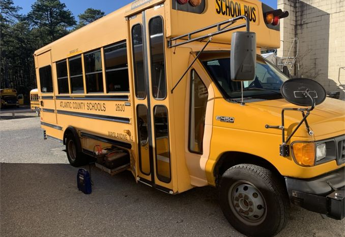 School Bus 2007 Ford  Bus #2630 (sold as is)
