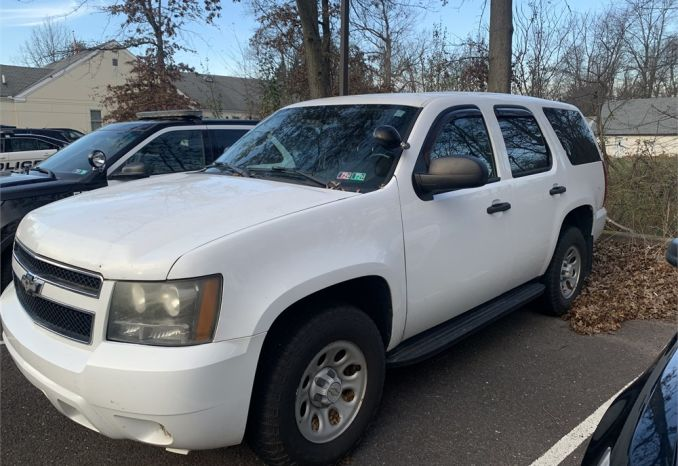 2007 Chevrolet Tahoe 4 WD LS Special Service Vehicle Package