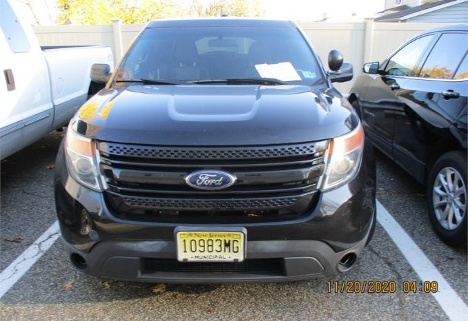 2014 Ford Explorer