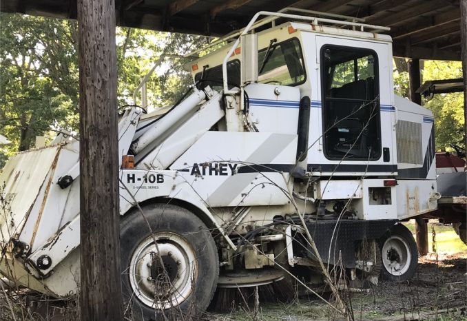 Athey Street Sweeper