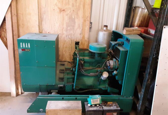 ONAN 30 DDA Standby Generator