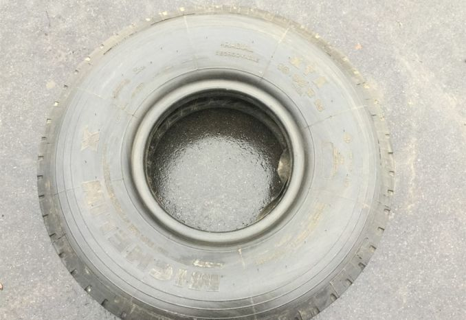 Trailer Tires- Michelin XTA 10.00 R 15