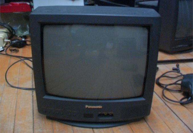 television/video monitor