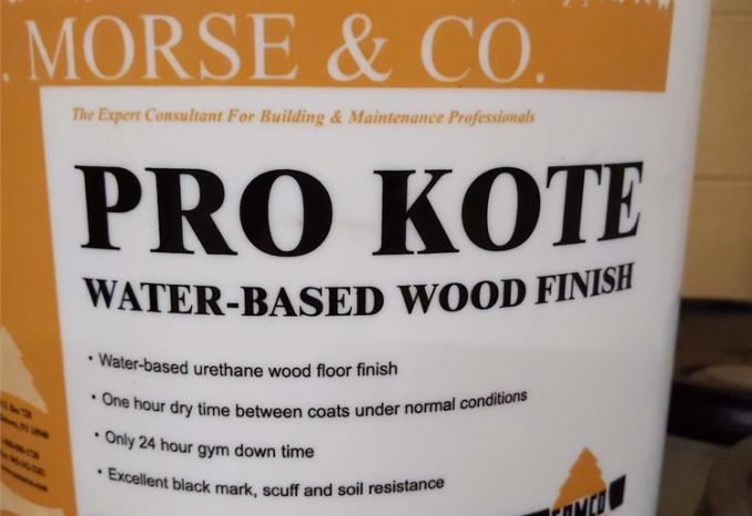 PRO KOTE WOOD FINISH