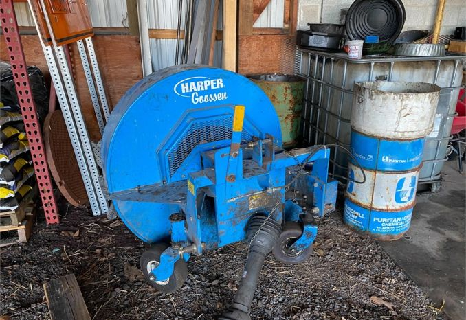Harper Goosen 3pt hitch debris blower  Model DB 3600