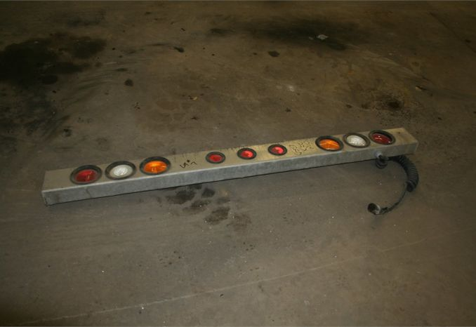 Taillight bar #7