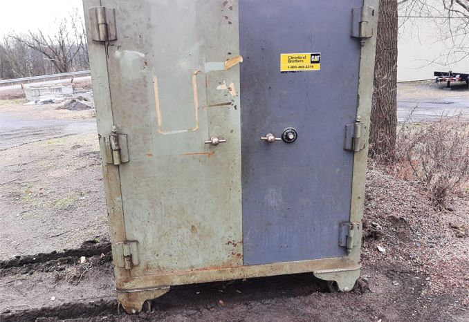 Large Concrete Safe