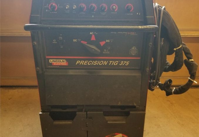 Precision Tig 375 Welder - S/N #U1020625410