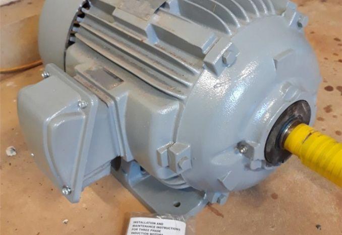 Westinghouse TECO motors