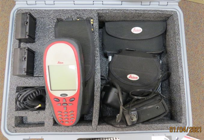 Leica Geosystems GS20