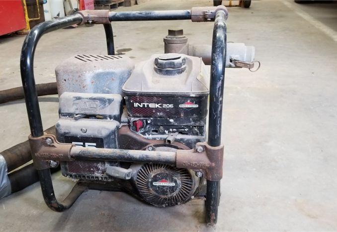 """Intek 206 - 2"""" Pump"""