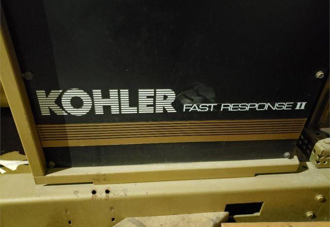 30kw Kohler mobile generator