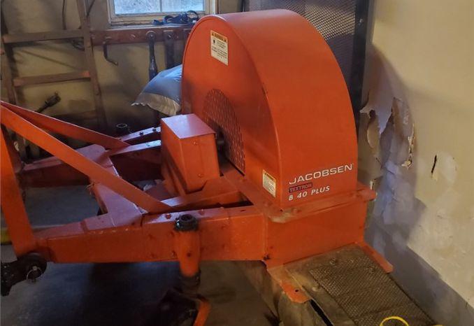 Jacobsen 3 PT Blower