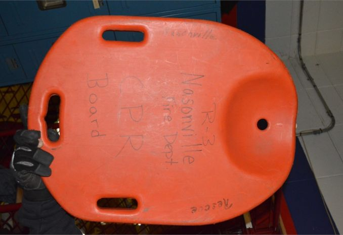 CPR Backboard