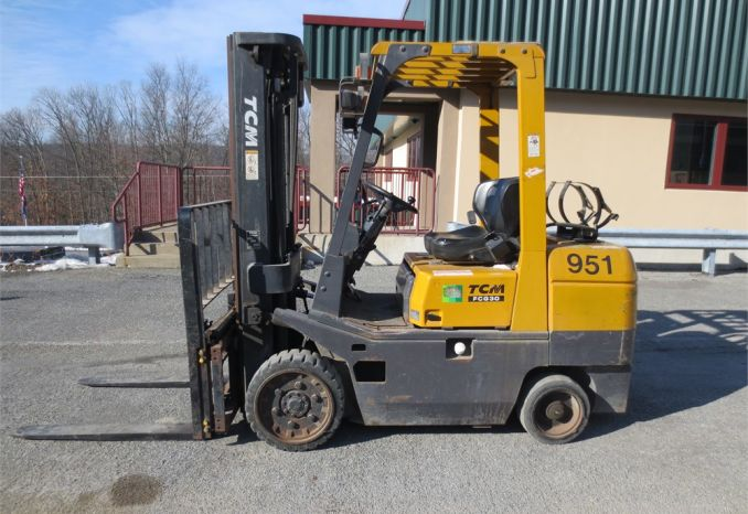 TCM 1997 Forklift Model FCG30