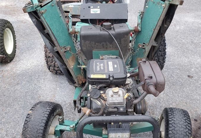 "NATIONAL 84"" REELMOWER"
