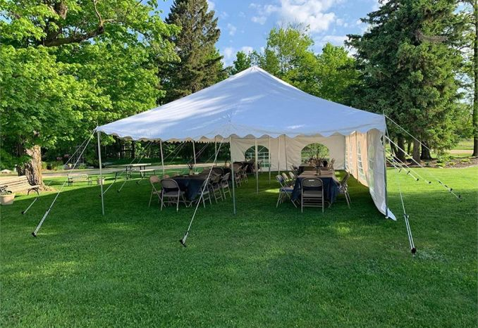 Quictent 20'X40' Heavy Duty Party / Wedding Tent w\windowed sides