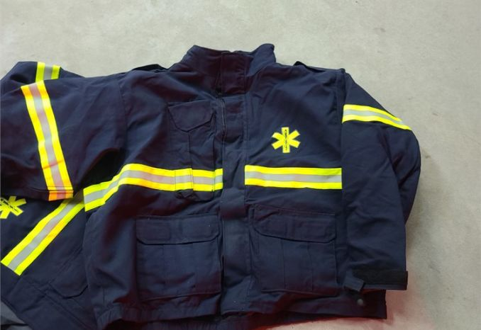 EMS Personal Protective Gear