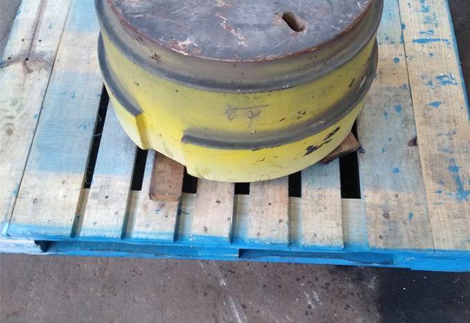 1400 pound Wheel Weight