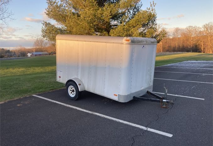 2007 Pace American Enclosed Trailer