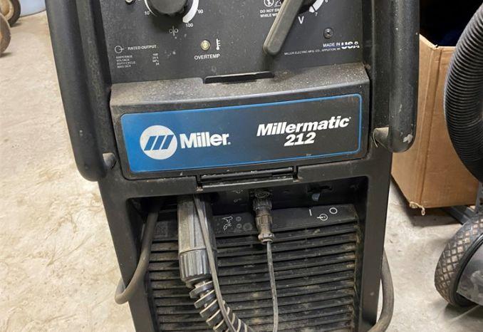 Miller Welder 212