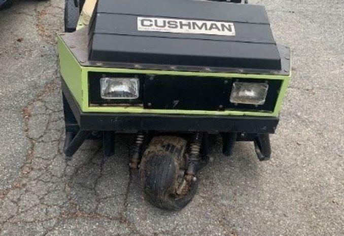1992 Cushman Turf Truckster