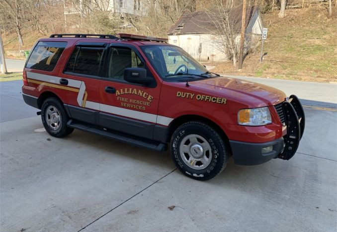 2006 Ford Expedition 4x4 (Command Vehicle)