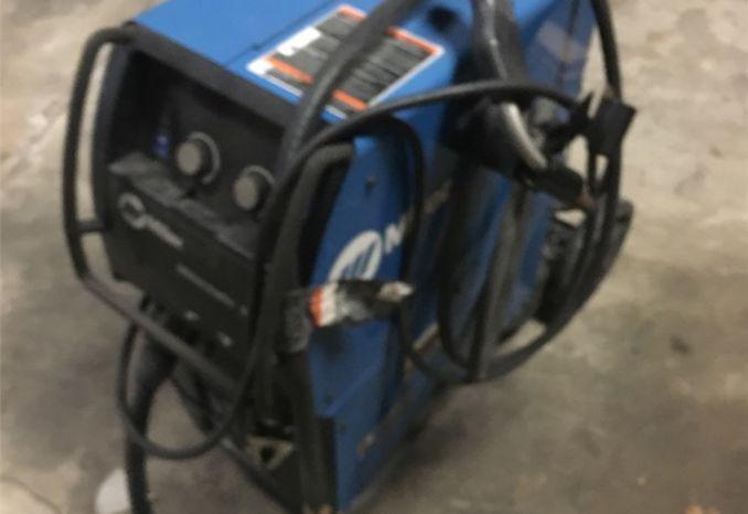 Miller Millermatic 350P Mig welder