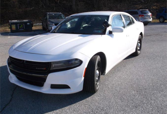 2015 Dodge Charge Pursuit AWD
