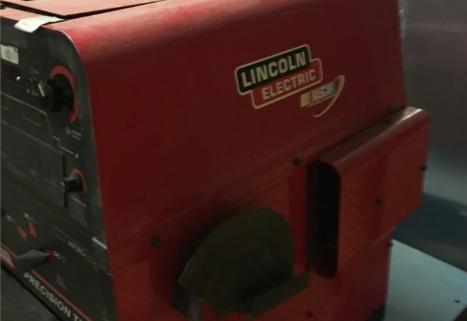 Lincoln Welder Precision Tig 275