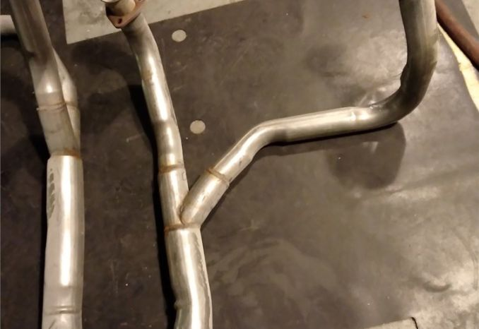 Exhaust Mani Pipes