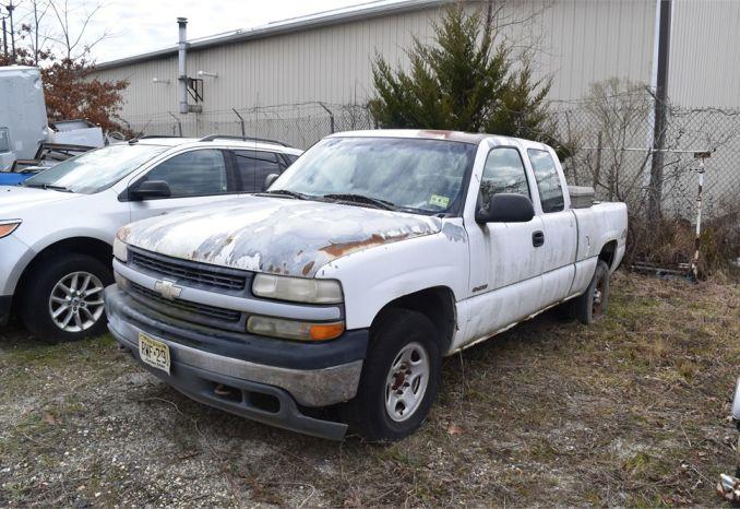 2001 Chevrolet Silverado