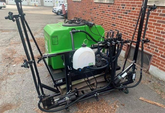 SDI Sprayer – VM160 w/ controls