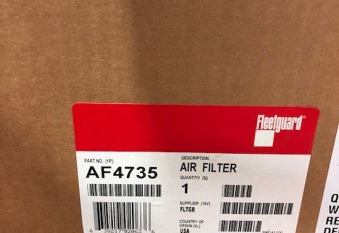 Fleetguard AF4736 air filter