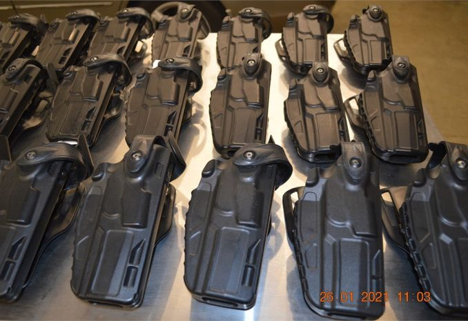 Safariland Holsters (35 total)