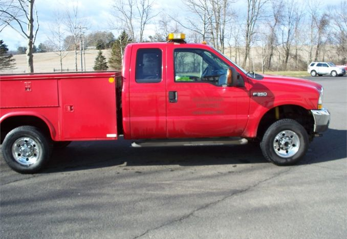 2004 FORD F-350 XLT Super Duty Crew Cab