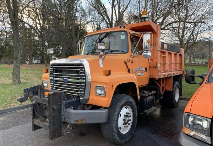 1997 Ford LN8000 Dump Truck