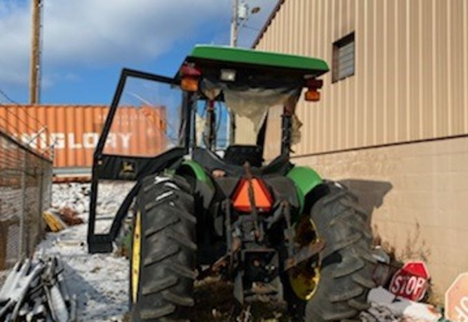2001 John Deere Tractor front loader 5420