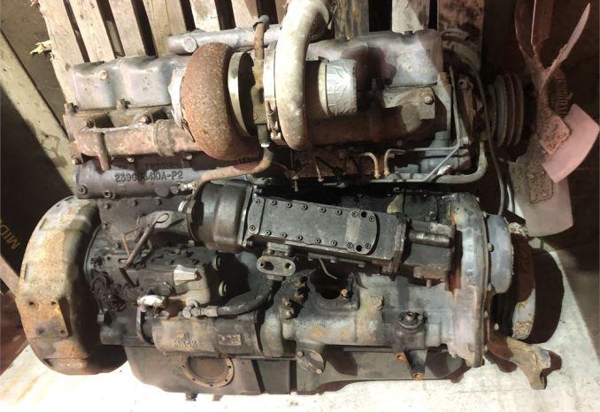 Pre 87 Mack 2 valve motor