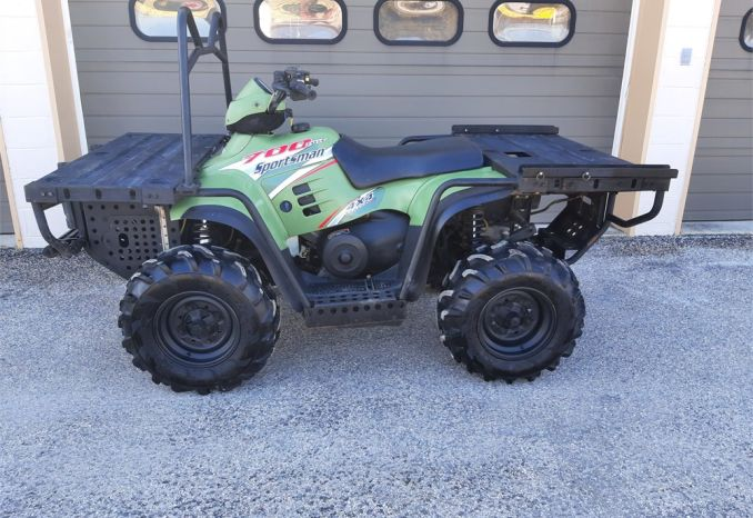 2004 Polaris Sportsman 700 4X4 ATV