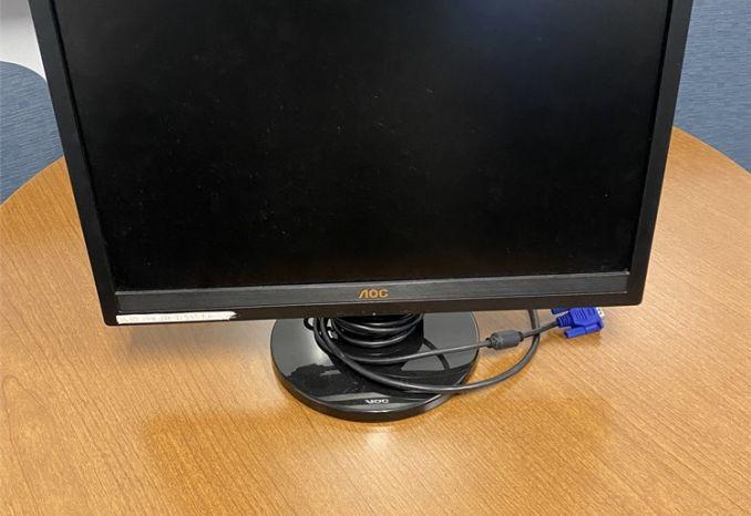 AOC 19 inch monitor