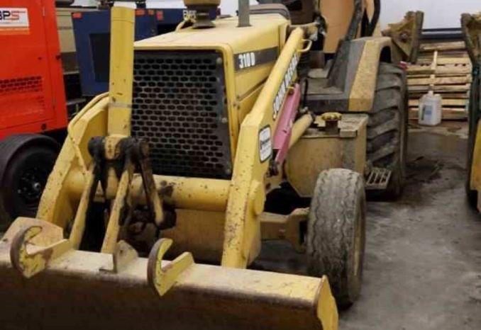 John Deere 310D Tractor