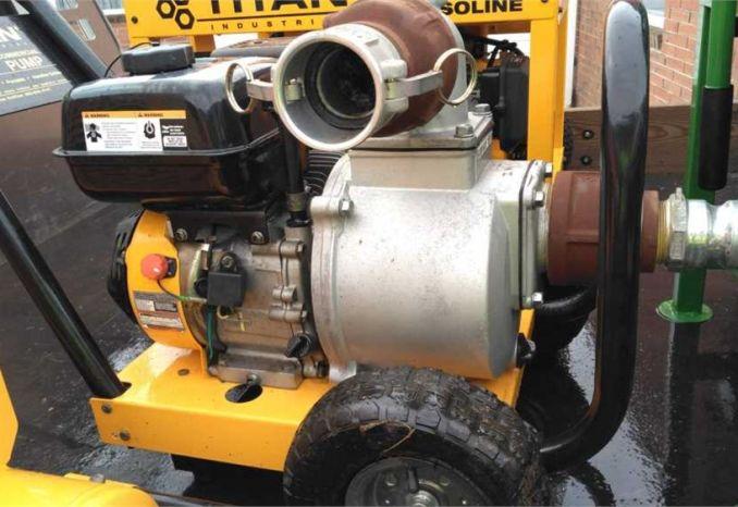 2 inch portable trash pump