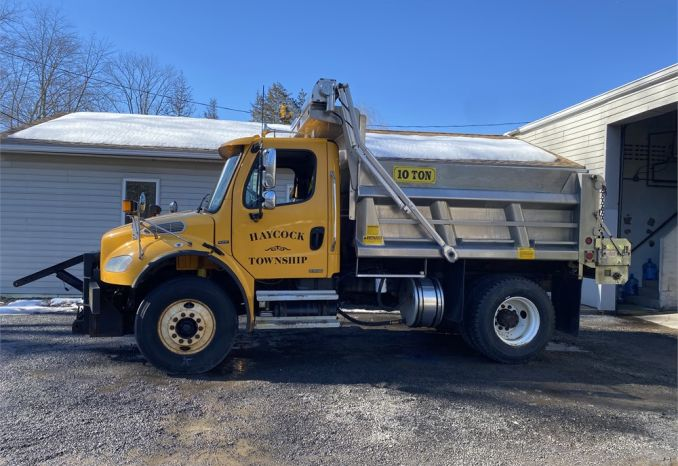 2004 Freightliner M2 Business Class Single Axle Dump Truck