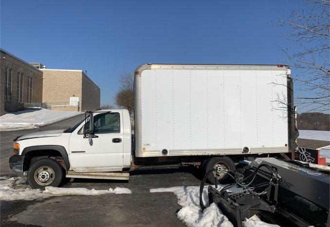 2002 GMC 3500 Box Truck, 72k Miles